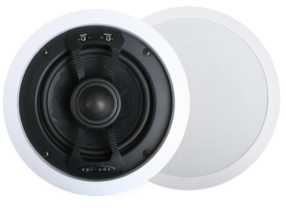 Whole House Audio Speaker Episode 700 Series In Ceiling Speakers With 6 1 2 Woofers Pair Es Ic